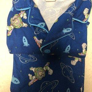 Boys Buzz Lightyear pajamas
